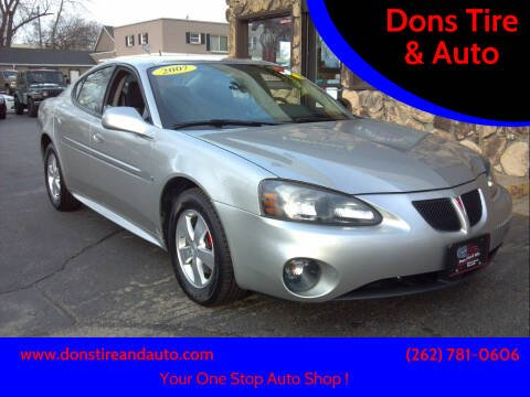 2007 Pontiac Grand Prix for sale at Dons Tire & Auto in Butler WI