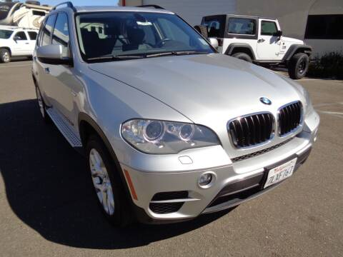 2012 BMW X5 for sale at NorCal Auto Mart in Vacaville CA