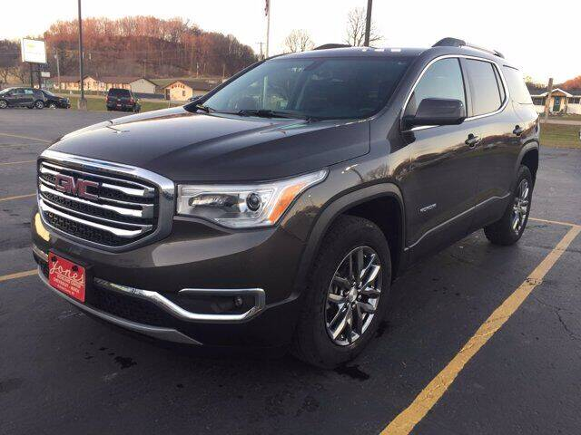 2019 GMC Acadia for sale at Jones Chevrolet Buick Cadillac in Richland Center WI