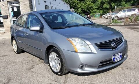 2010 Nissan Sentra for sale at Nile Auto in Columbus OH