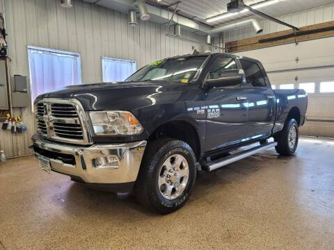 2017 RAM Ram Pickup 3500 for sale at Sand's Auto Sales in Cambridge MN