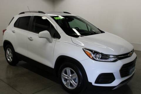 2019 Chevrolet Trax for sale at Bob Clapper Automotive, Inc in Janesville WI