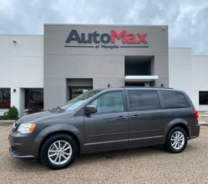 2016 Dodge Grand Caravan for sale at AutoMax of Memphis in Memphis TN