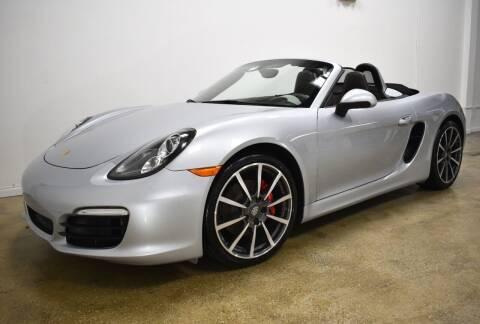 2015 Porsche Boxster for sale at Thoroughbred Motors in Wellington FL