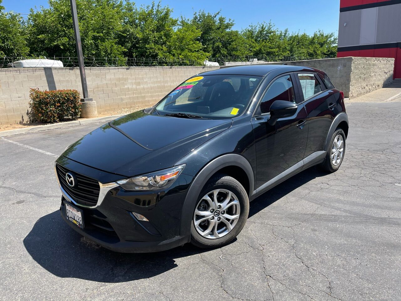 Pre-Owned 2019 Mazda CX-3 Sport 4dr Crossover