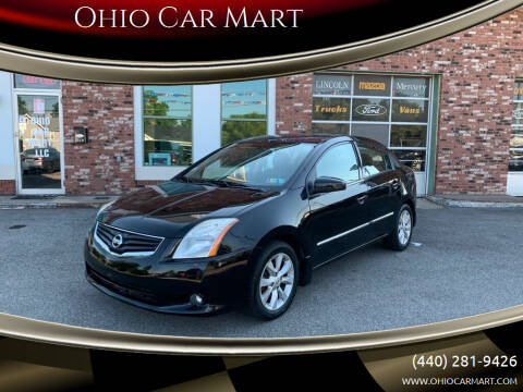 2010 Nissan Sentra for sale at Ohio Car Mart in Elyria OH