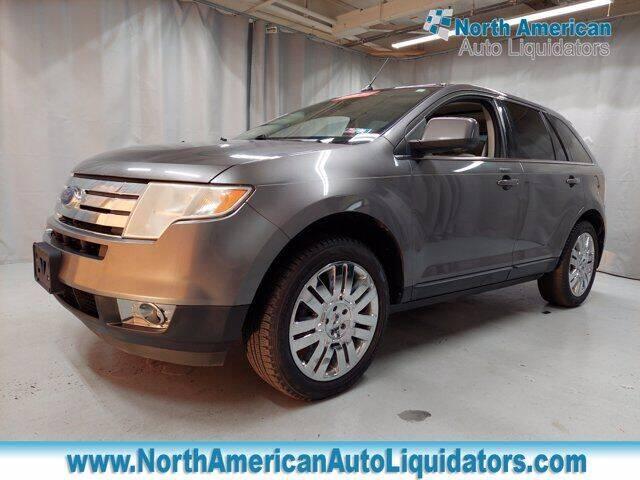 2010 Ford Edge for sale at North American Auto Liquidators in Essington PA