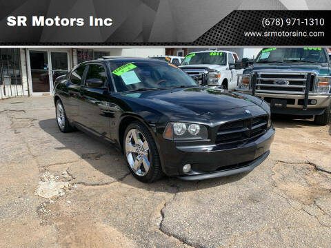 2010 Dodge Charger for sale at SR Motors Inc in Gainesville GA