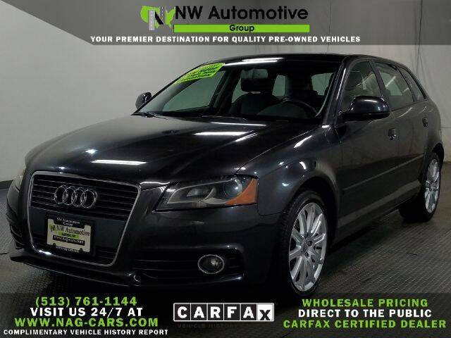 2010 Audi A3 for sale at NW Automotive Group in Cincinnati OH