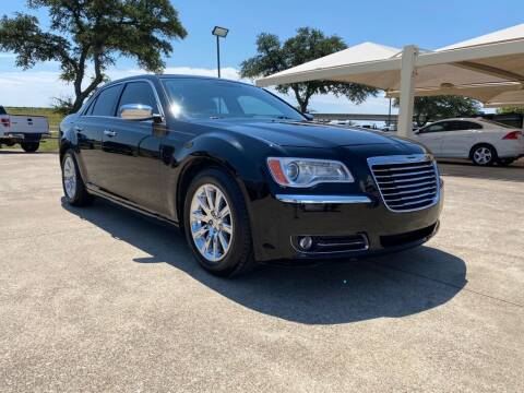 2012 Chrysler 300 for sale at Thornhill Motor Company in Hudson Oaks, TX
