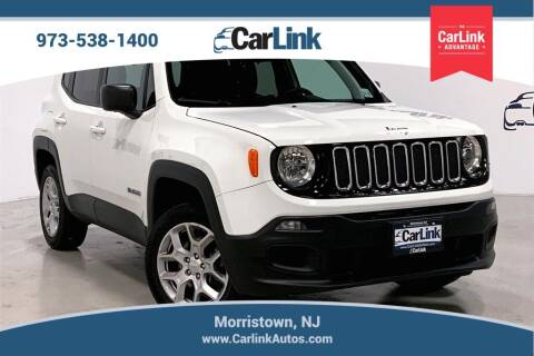 2018 Jeep Renegade for sale at CarLink in Morristown NJ