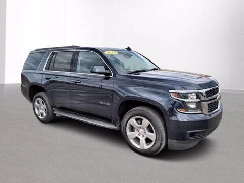 2019 Chevrolet Tahoe for sale at Jimmys Car Deals at Feldman Chevrolet of Livonia in Livonia MI