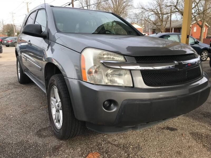2005 Chevrolet Equinox for sale at King Louis Auto Sales in Louisville KY