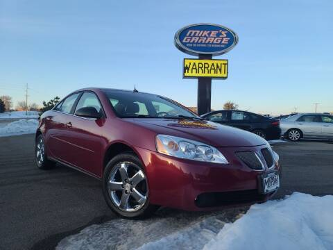 2005 Pontiac G6 for sale at Monkey Motors in Faribault MN