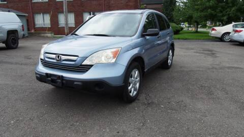 2008 Honda CR-V for sale at Just In Time Auto in Endicott NY