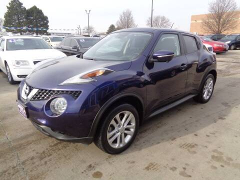 2015 Nissan JUKE for sale at America Auto Inc in South Sioux City NE