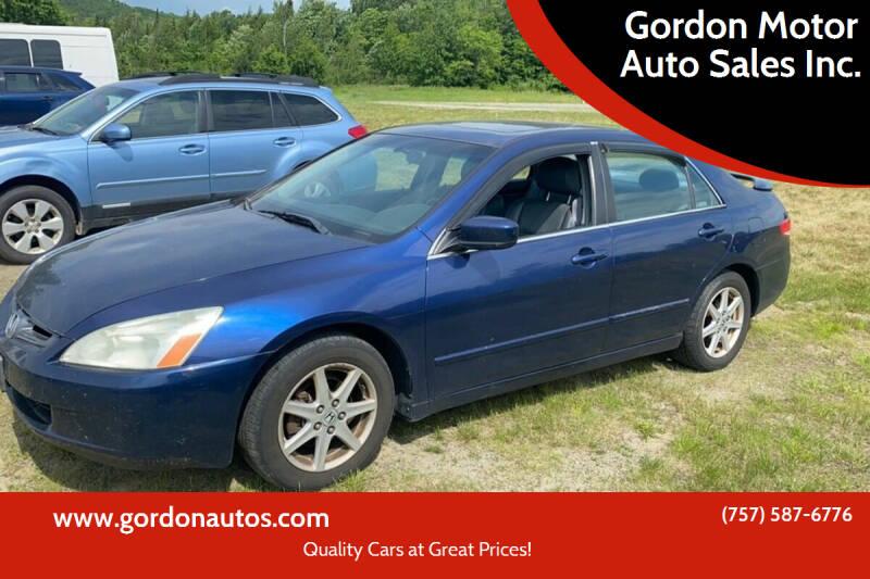 2004 Honda Accord for sale in Norfolk, VA