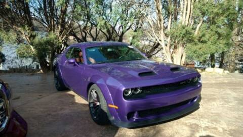 2019 Dodge Challenger for sale at Classic Car Deals in Cadillac MI