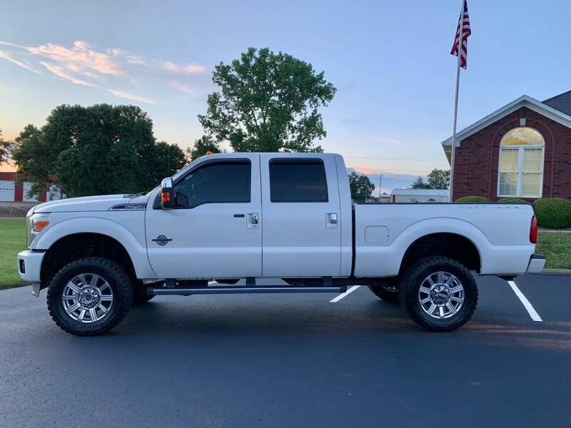 2014 Ford F-250 Super Duty for sale at HillView Motors in Shepherdsville KY