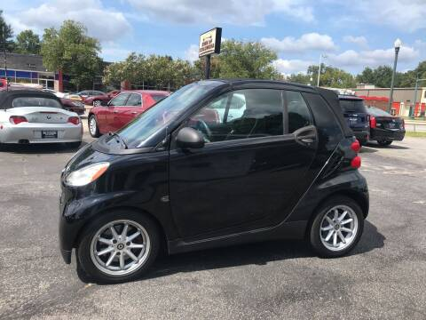 2009 Smart fortwo for sale at BWK of Columbia in Columbia SC
