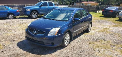 2010 Nissan Sentra for sale at Firm Life Auto Sales in Seffner FL