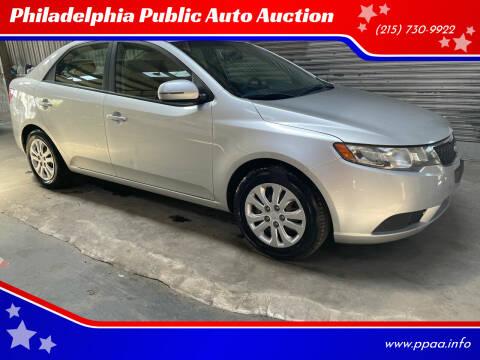 2012 Kia Forte for sale at Philadelphia Public Auto Auction in Philadelphia PA