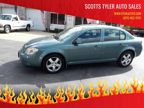 2010 Chevrolet Cobalt for sale at Scotts Tyler Auto Sales in Wilmington IL