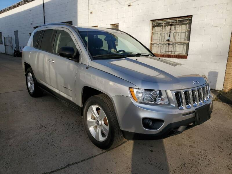 2013 Jeep Compass for sale at PARK AUTO SALES in Roselle NJ