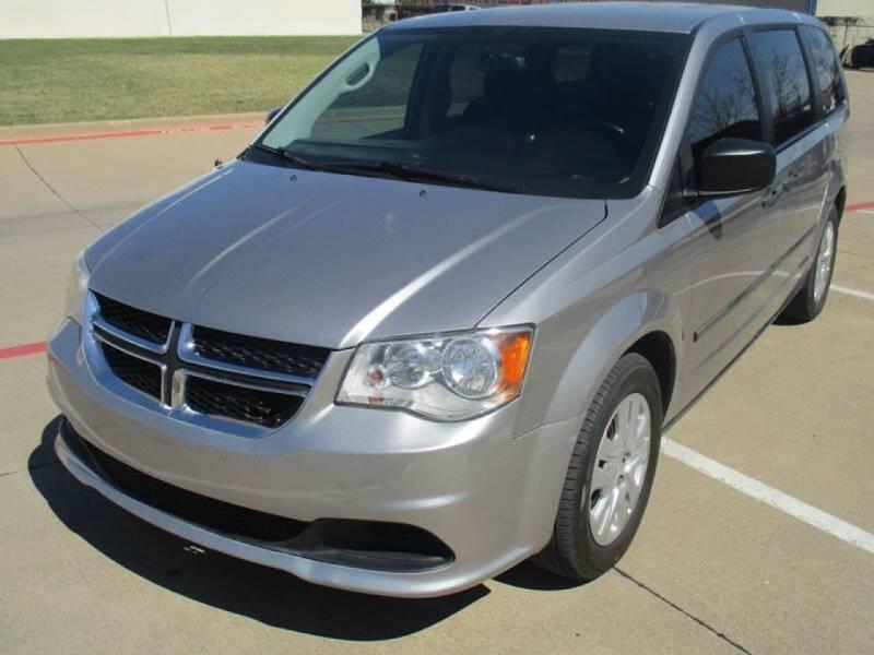 2014 Dodge Grand Caravan for sale at Carfit Inc. in Arlington TX