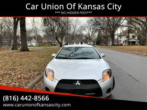2008 Mitsubishi Eclipse for sale at Car Union Of Kansas City in Kansas City MO