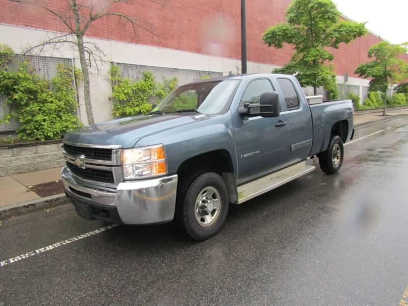 2008 Chevrolet Silverado 2500HD for sale at Boston Auto Sales in Brighton MA