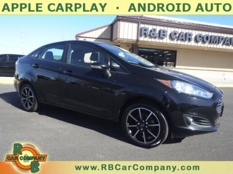 2019 Ford Fiesta for sale at R & B Car Company in South Bend IN