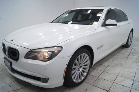 2010 BMW 7 Series for sale at Sacramento Luxury Motors in Carmichael CA