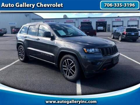 2019 Jeep Grand Cherokee for sale at Auto Gallery Chevrolet in Commerce GA