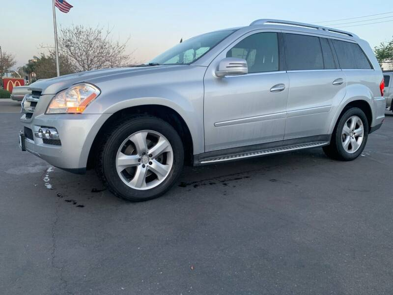 2011 Mercedes-Benz GL-Class for sale at Integrity Motorz, LLC in Tracy CA