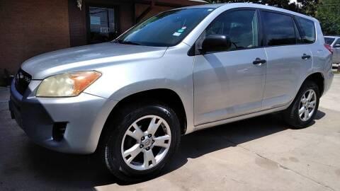 2008 Toyota RAV4 for sale at John 3:16 Motors in San Antonio TX