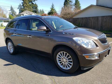 2012 Buick Enclave for sale at Seattle Motorsports in Shoreline WA