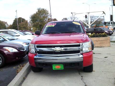 2008 Chevrolet Silverado 1500 for sale at JIMS AUTO MART INC in Milwaukee WI