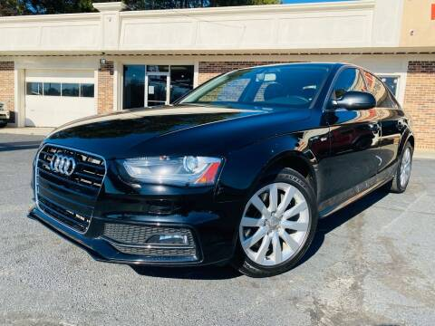 2015 Audi A4 for sale at North Georgia Auto Brokers in Snellville GA