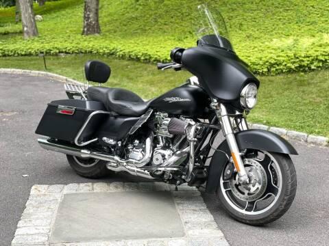 2012 Harley-Davidson Street Glide FLHX for sale at Kent Road Motorsports in Cornwall Bridge CT