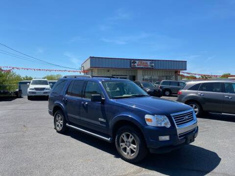 2008 Ford Explorer for sale at 4X4 Rides in Hagerstown MD