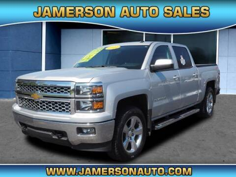 2014 Chevrolet Silverado 1500 for sale at Jamerson Auto Sales in Anderson IN
