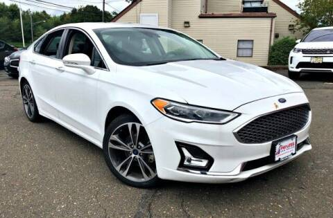 2019 Ford Fusion for sale at PAYLESS CAR SALES of South Amboy in South Amboy NJ