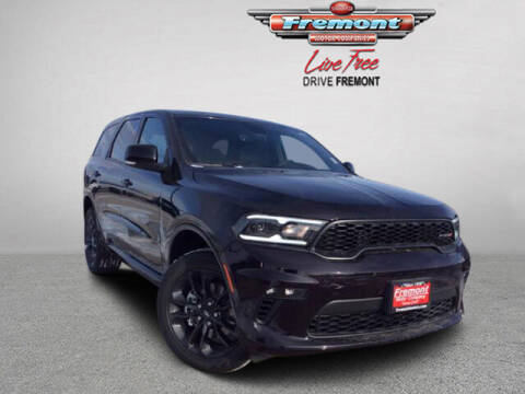 2021 Dodge Durango for sale at Rocky Mountain Commercial Trucks in Casper WY
