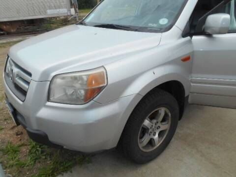 2006 Honda Pilot for sale at Daryl's Auto Service in Chamberlain SD