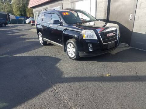 2010 GMC Terrain for sale at Bonney Lake Used Cars in Puyallup WA