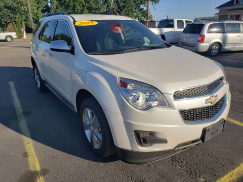 2015 Chevrolet Equinox for sale at Low Price Auto and Truck Sales, LLC in Brooks OR