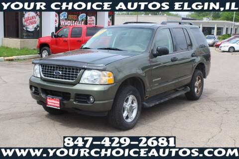 2004 Ford Explorer for sale at Your Choice Autos - Elgin in Elgin IL