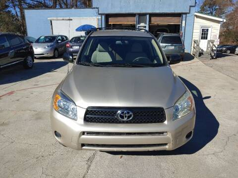 2006 Toyota RAV4 for sale at Adonai Auto Broker in Marietta GA