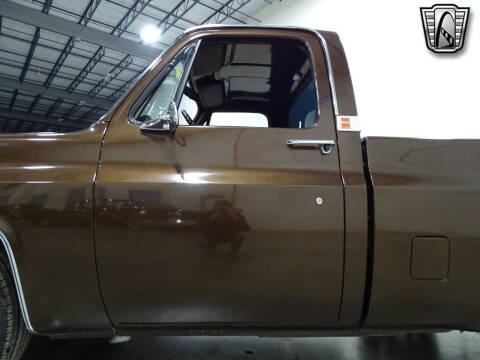 1984 GMC C/K 1500 Series